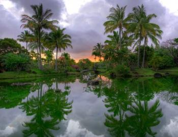 Naaina Kai Botantical Gardens